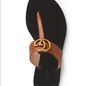 Gucci Marmont T-Strap Sandal *NEW*